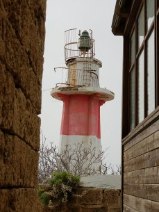 Lighthouse at Joppa