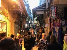 Shopping in the Old City